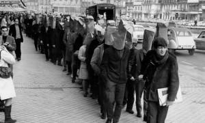 Souvenir de Sigma : Jean Jacques Lebel, Happening – 19 novembre 1966, Bordeaux